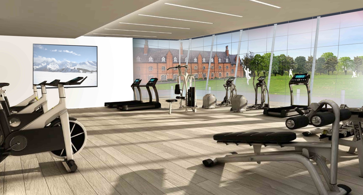Fitness Suite internal