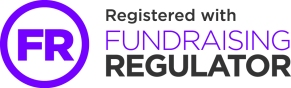 FR Fundraising Badge HR